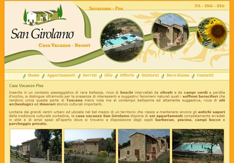 San Girolamo Resort